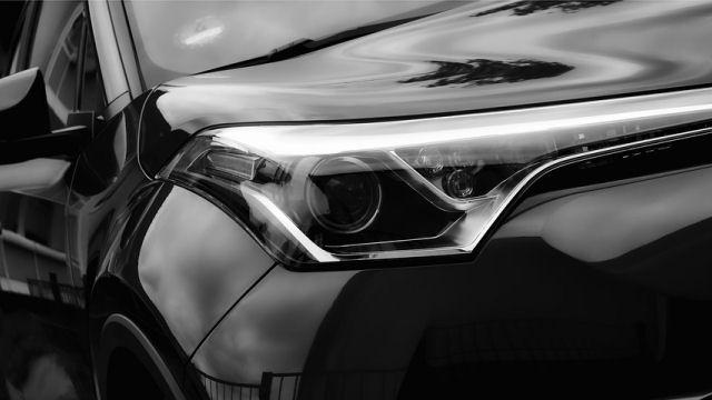 Toyota Ankauf: Frontseite Auto