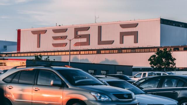 Tesla-Ankauf: Fabrik-Gelände